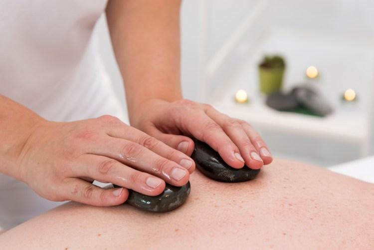 Pure Hotstonemassage